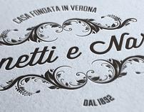 Logo - Zanetti & Nadali caffè