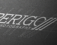 Evan Perigo Photography: Logotype /// Website