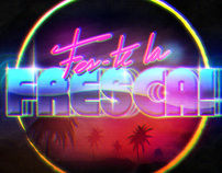 Fes-te la Fresca! LOGO artwork + INTRO