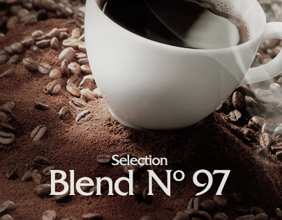 Merrild. Selection Blend Nº 97
