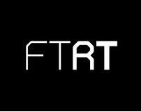 FTRT typeface