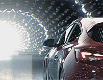 OPEL TUNNEL / Commercial for Astra GTC