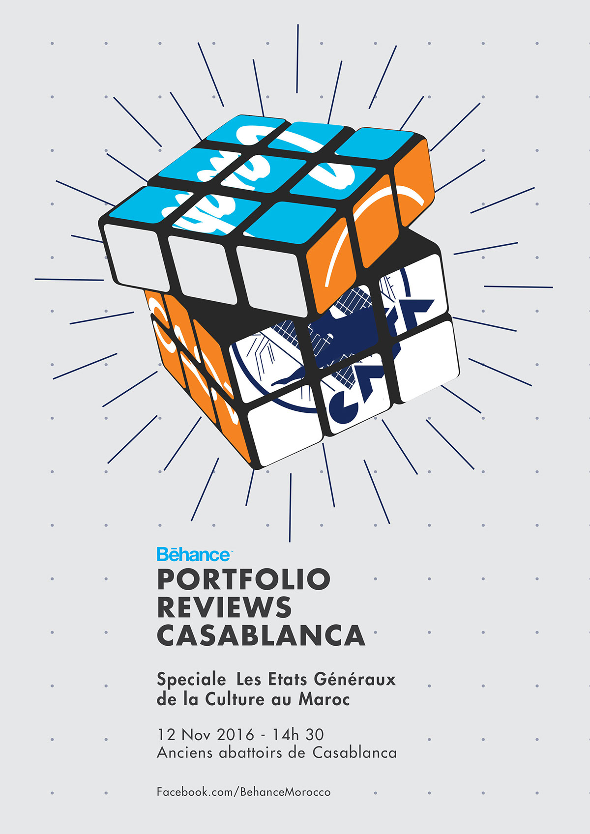 Posters | Be Portfolio Reviews CASABLANCA