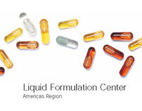 Capsugel LIquid Formulation Center