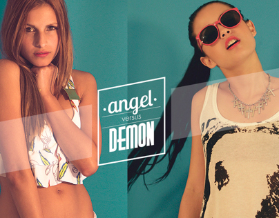 Angel vs Demon - Photography