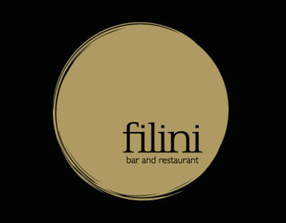 Filini bar and restaurant, Chicago website