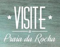 Visite a Praia da Rocha