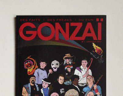 Gonzaï / Illustrations