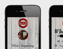 The Hub: iPhone App
