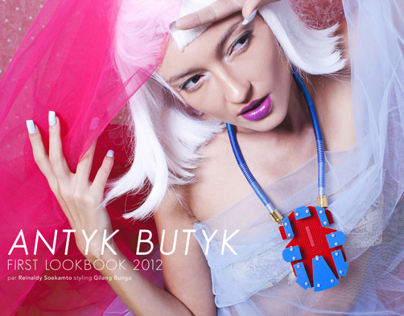 Antyk Butyk First Lookbook 2012