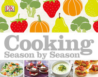Jacket Design- Cooking Season by Season