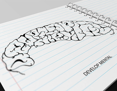Develop Mental Typography