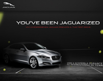 You've been Jaguarized