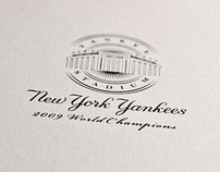 New York Yankees Premium Sales Brochure