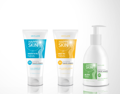 Oriflame Happy Skin Body Care
