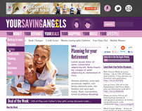 YourSavingAngels Website