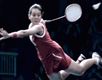 Djarum Indonesia Open 2011 commercial