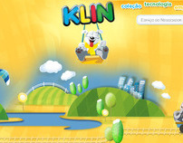 Concept Klin website