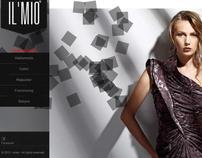 www.ilmio.com // web design&coding project