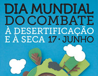 World Day of Desertificat/Dia Mundial da Desertificação