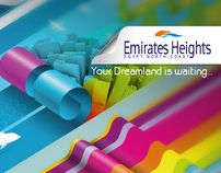 Emirates Heights - Brochure Design