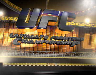 UFC Logo Animation