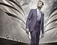Crow And Jester fine tailoring shoot by Mackney