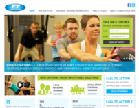 Fitness Together - Website Redesign