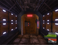 3D Work - UDK Level Design