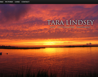 Website for Tara Lindsey