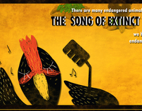 THE SONG OF EXTINCT