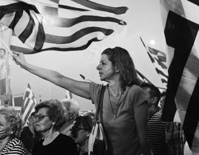 Elections & Riots in Greece