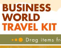 The Business World Travel Kit