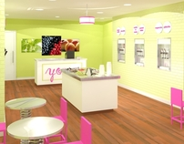 YoZen Frozen Yogurt