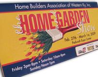 Home and Garden Show Brochure