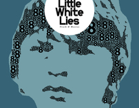 D&AD : illustration brief - Little White Lies