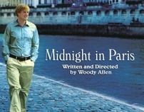 Personal frames of Midnight in Paris
