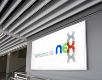 NEX Shopping Mall Signage System