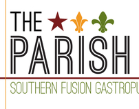 The Parish Restaurant Identity