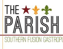 The Parish Restaurant Identity