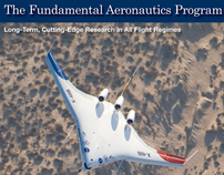 NASA Fundamental Aeronautics Program Brochure