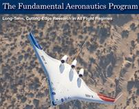 NASA Fundamental Aeronautics Program Brochure