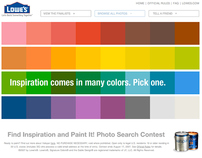 Lowes - Find Inspiration