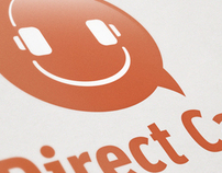 Direct Call. Call centre branding