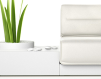 ZHEN furniture set - project 2012