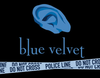 Blue Velvet Film Titles