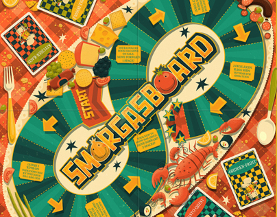 Smorgasboard - Game