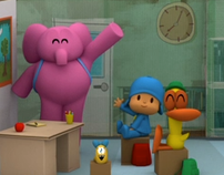 Pocoyo Unicef Children´s Rights