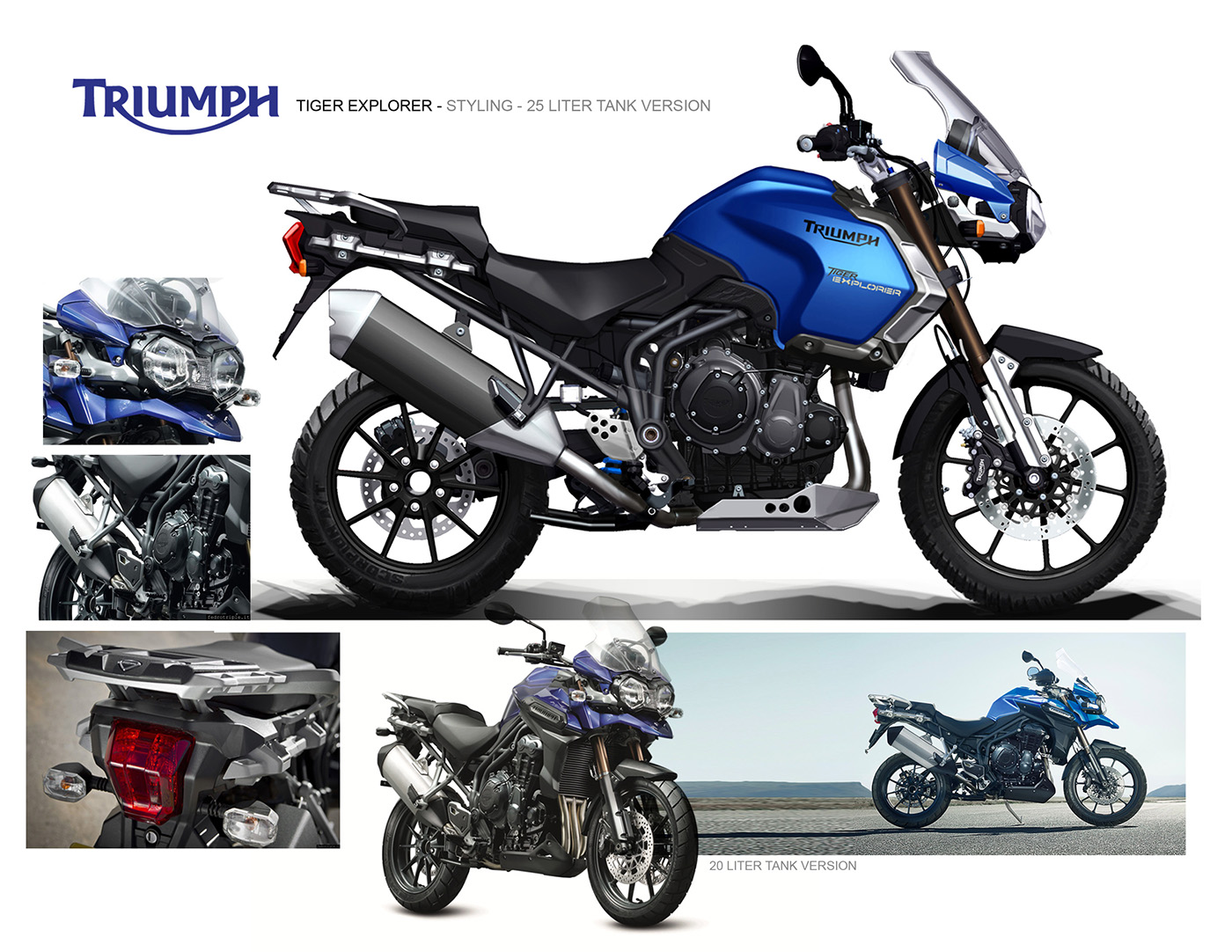 Triumph Tiger Explorer