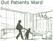 Out Patients Hospital Ward for GOSH